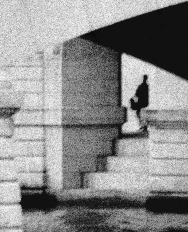 figure in movement