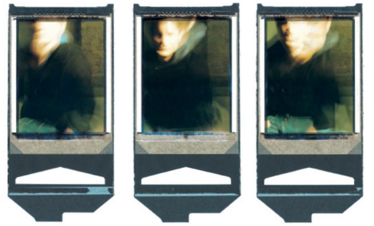 triptych / self-portrait
